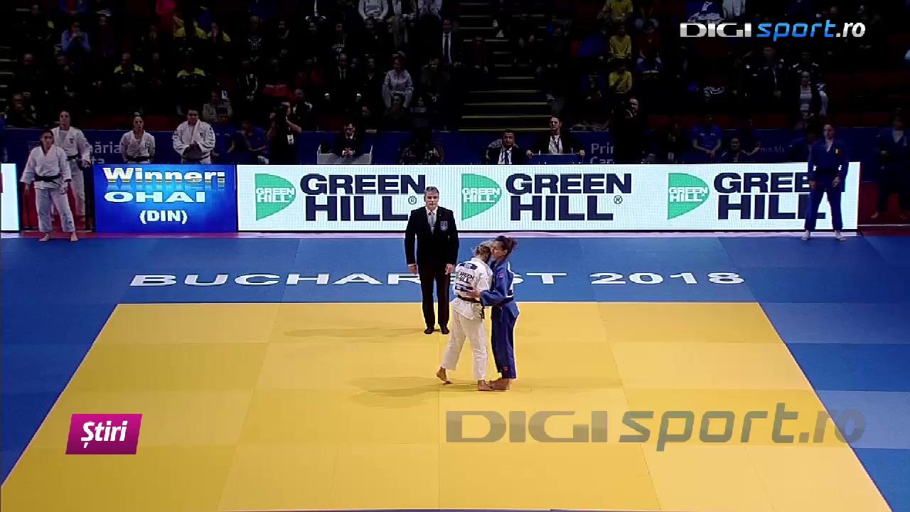 """Video Elita europeană din judo, în direct la Digi Sport. """"Ne așteptăm la ceva grandios"""""""