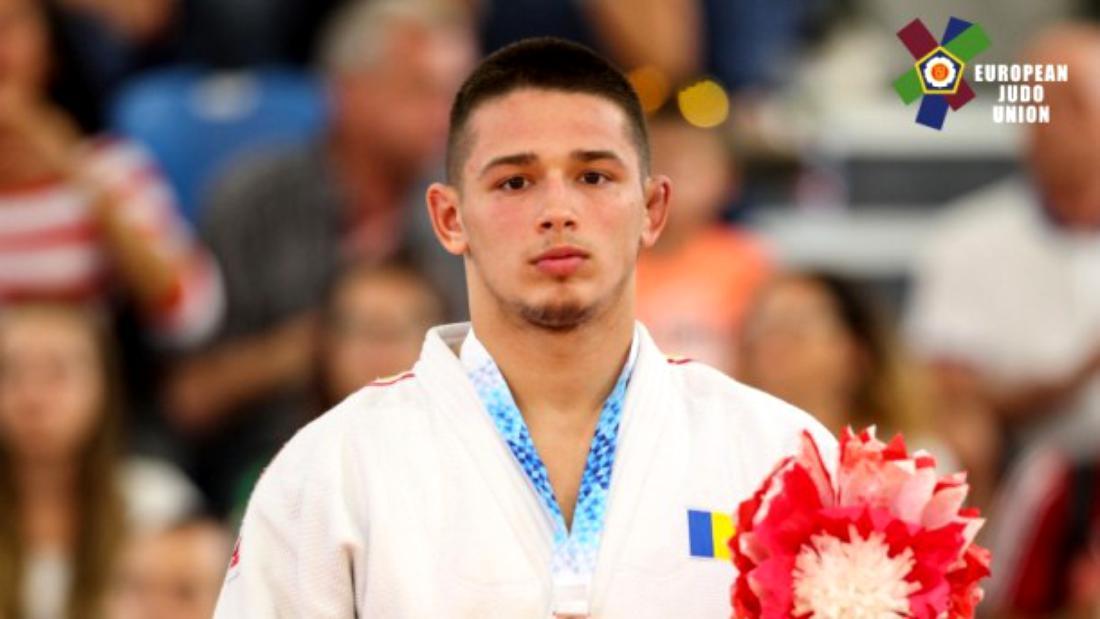 PERFORMANȚĂ   Eduard Șerban și Luca Kunszabo au cucerit medalii de bronz pentru judoul românesc la FOTE, respectiv Jocurile Francofoniei