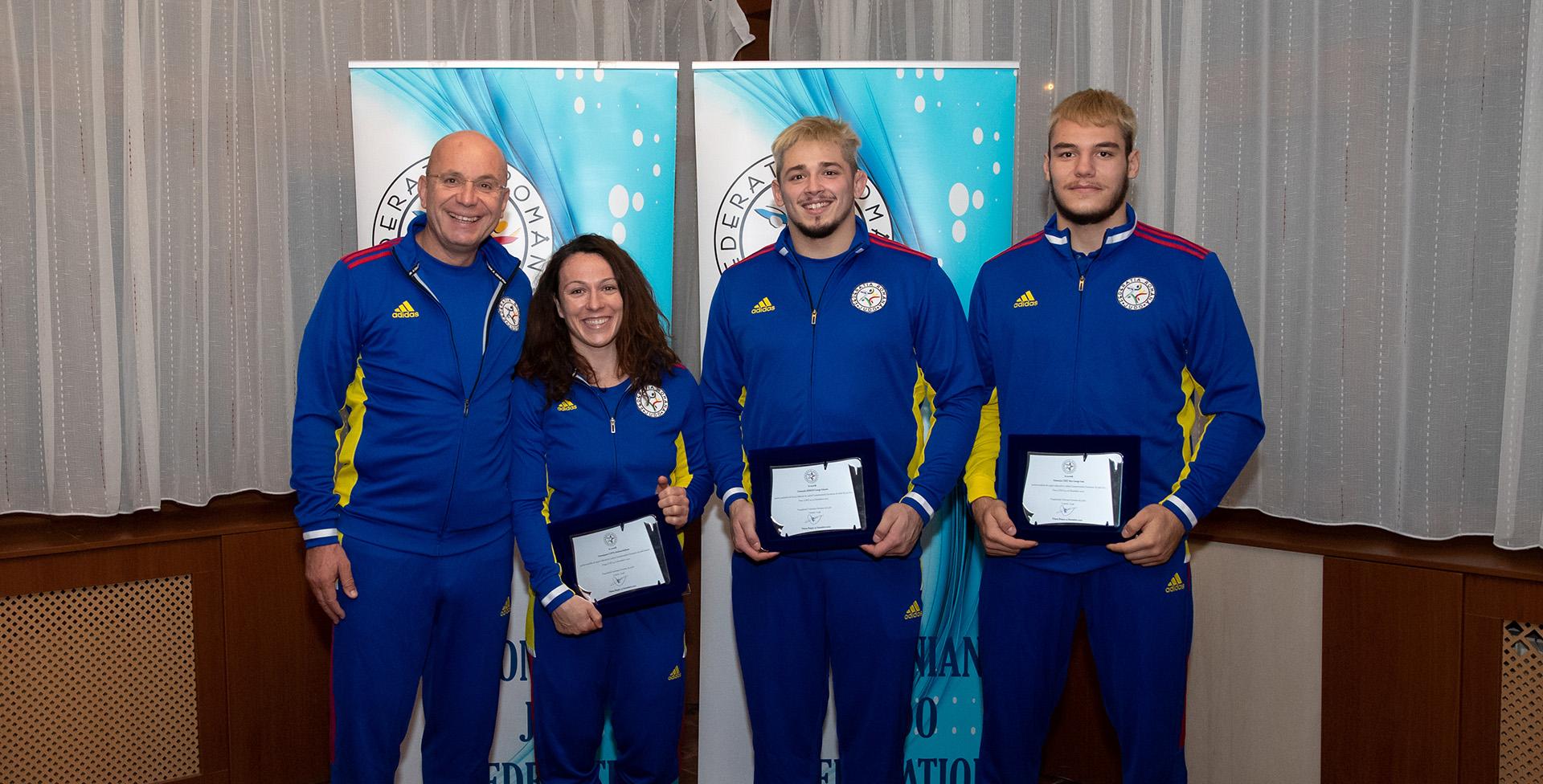 """Cozmin Gușă aduce laude medaliaților europeni la Judo: """"Au meritat din plin!"""""""
