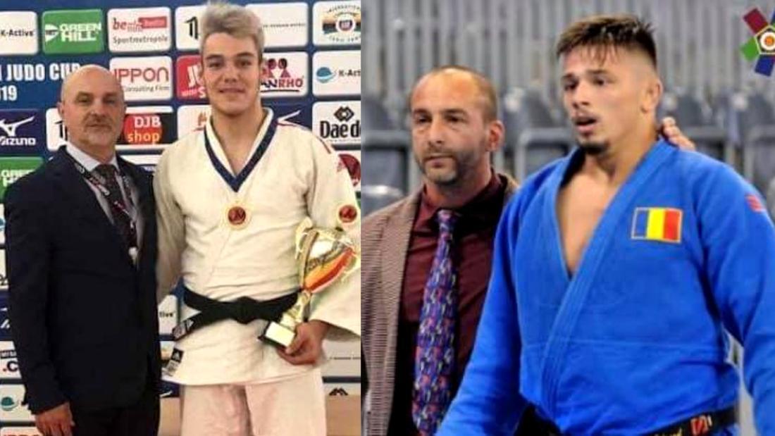 ULTIMA ORĂ | Alex Creț și Eduard Șerban au adus două medalii de la Campionatul European de Judo Juniori!