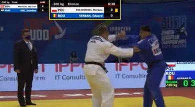Serban bronz CE U23