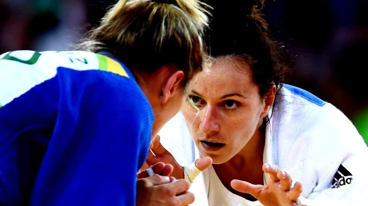 Andreea Chițu, bronz la Grand Prix-ul de judo de la Tel Aviv