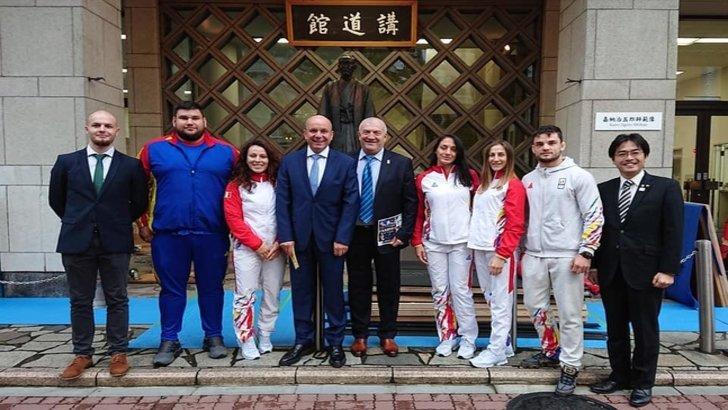 VIDEO | Momente unice în Japonia! Sărbătoare pentru lotul României de judo