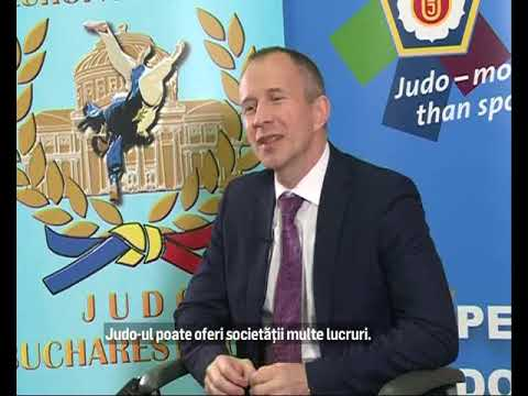 C.E. BUCURESTI 2018 Interviu cu presedintele EJU, Sergey Soloveichik