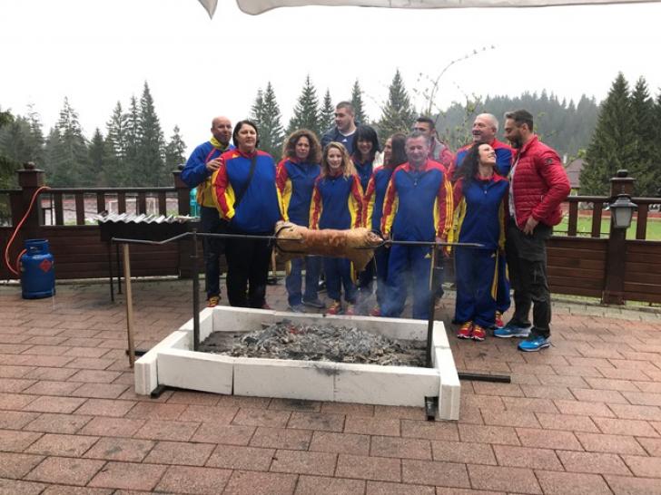 Paștele în familia judo-ului românesc