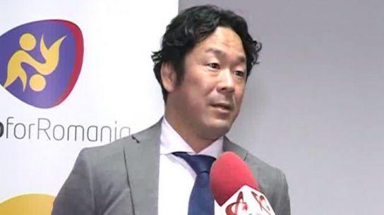 Transferul anului la FR de Judo: Sensei Kohei Oishi va antrena loturile Romaniei de judo