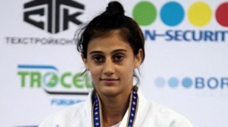 JUDO: Larisa Florian a câștigat AURUL la 52 de kg, la Turneul de Grand Slam de la Baku