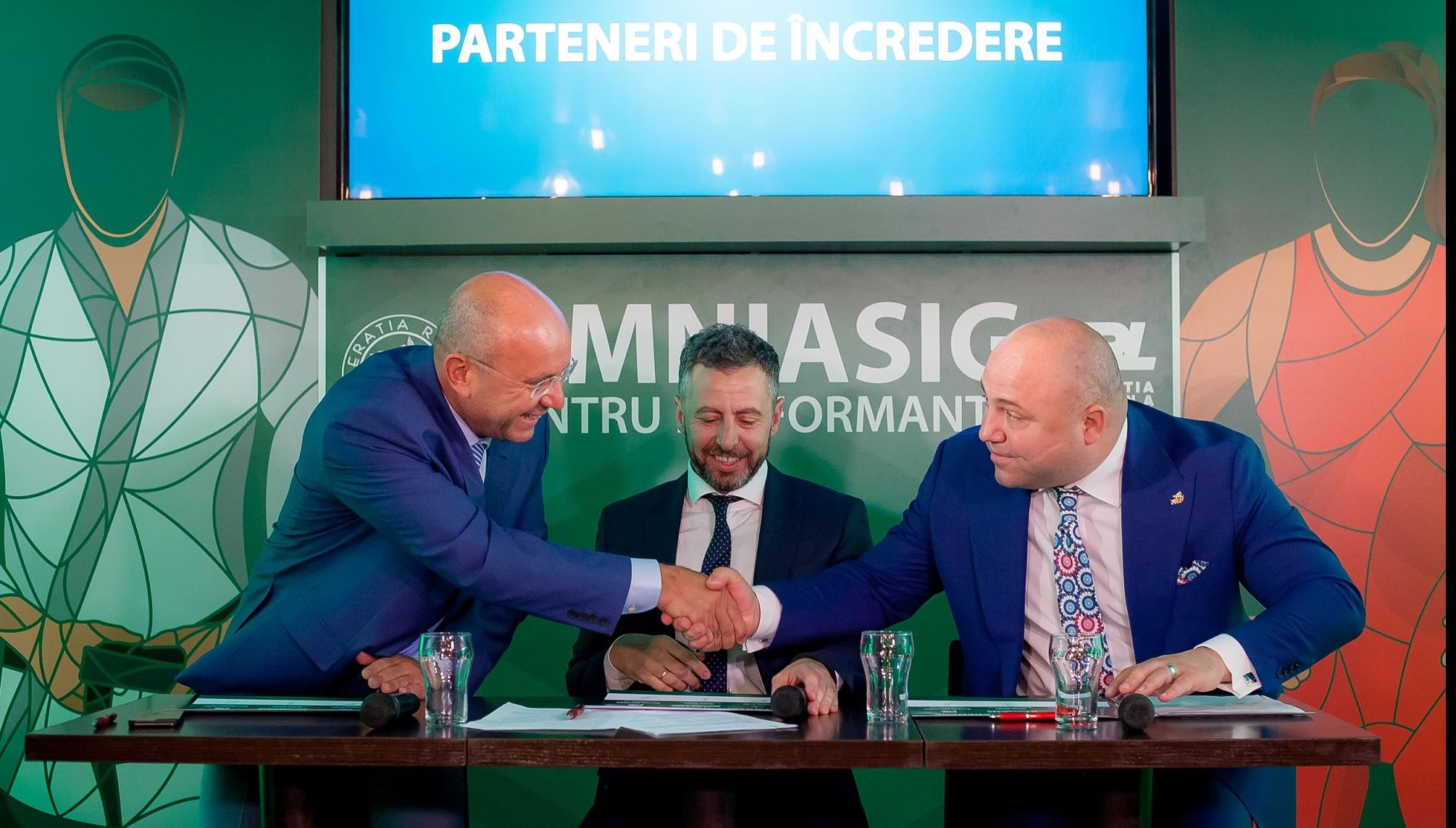 Economica.net | Federaţia Română de Judo şi Federaţia Română de Lupte au un nou partener: OMNIASIG Vienna Insurance Group