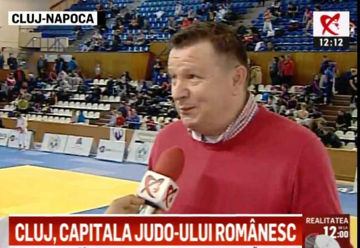 Aurel Tămaş: Judo e un sport elegant, pe care-l practică şi şefii de stat