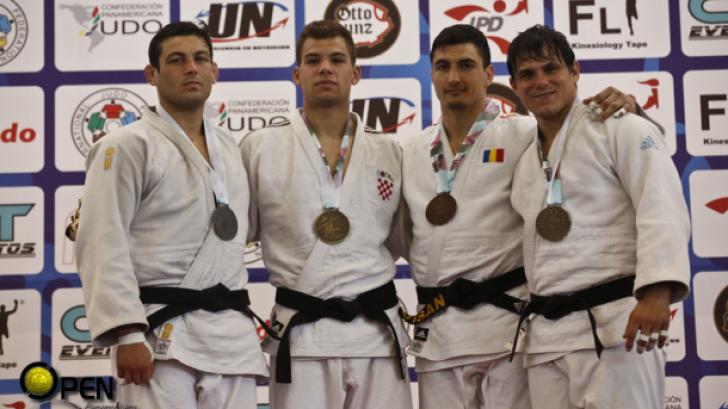 Vlad Vișan, medaliat cu bronz la turneul de la Lima